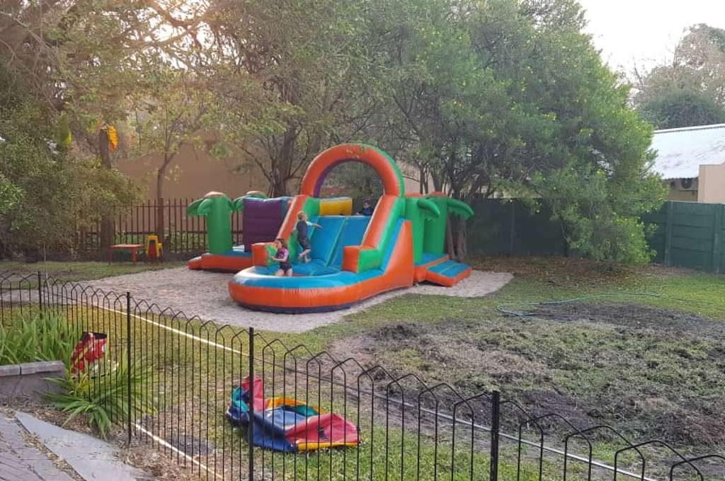 Kids playground, Island Safari Lodge
